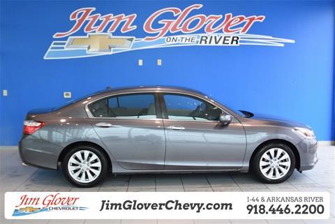 2014 Honda Accord for sale in Tulsa, OK