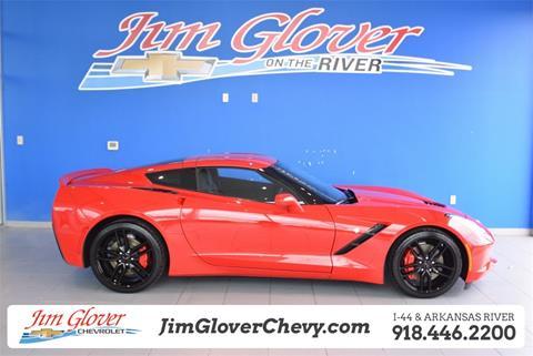 2016 Chevrolet Corvette For Sale In Tulsa Ok