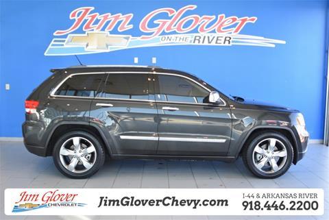 2011 Jeep Grand Cherokee for sale in Tulsa, OK