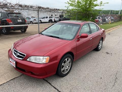 2000 Acura Tl For Sale In Tulsa Ok