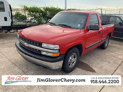 Jim Glover Chevrolet On The River Tulsa Ok Inventory