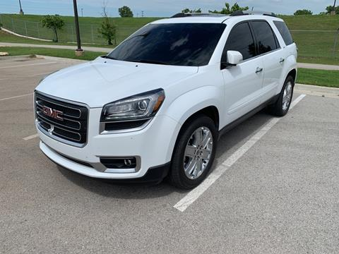 2017 GMC Acadia Limited for sale in Tulsa, OK