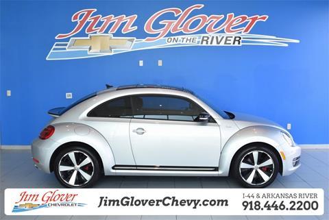 2013 Volkswagen Beetle for sale in Tulsa, OK