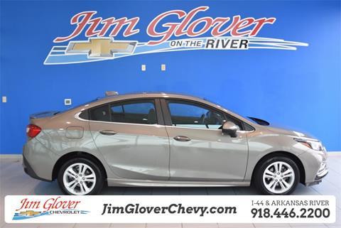 2017 Chevrolet Cruze for sale in Tulsa, OK