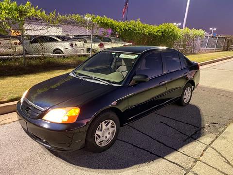 2001 Honda Civic for sale in Tulsa, OK