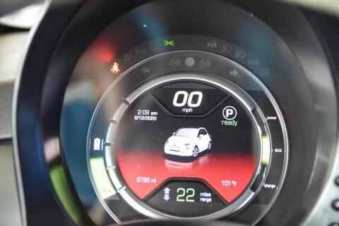2017 FIAT 500e