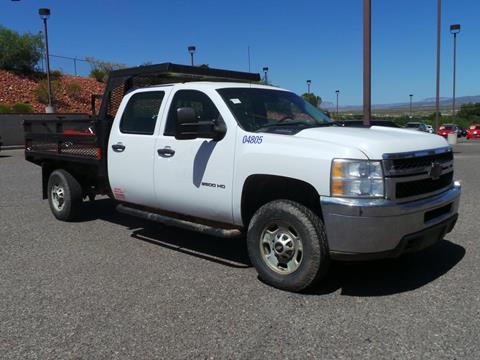 2011 Chevrolet Silverado 2500HD for sale in Cottonwood, AZ