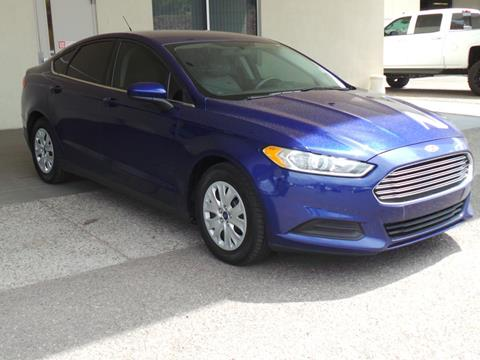 2013 Ford Fusion for sale in Cottonwood AZ