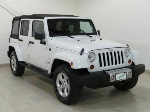 2013 Jeep Wrangler Unlimited for sale in Cottonwood, AZ
