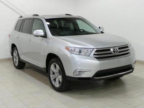 2013 Toyota Highlander for sale in Cottonwood, AZ