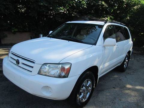 2005 Toyota Highlander for sale in Jamaica, NY