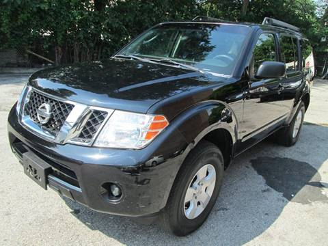 2008 Nissan Pathfinder for sale in Jamaica, NY