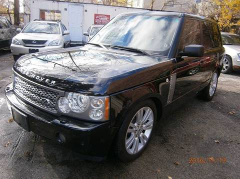 2009 Land Rover Range Rover for sale in Jamaica, NY