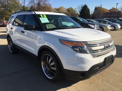2013 Ford Explorer for sale in Lafayette, IN