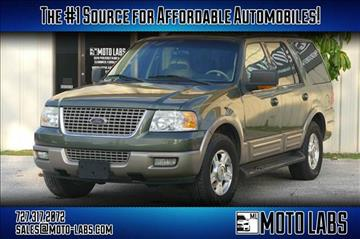 2003 Ford Expedition for sale in Clearwater, FL