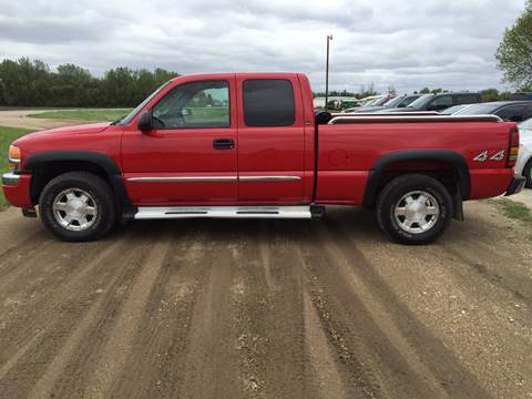 2005 GMC Sierra 1500 for sale in Wheaton, MN