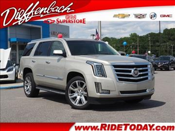 2015 Cadillac Escalade for sale in Rockingham, NC