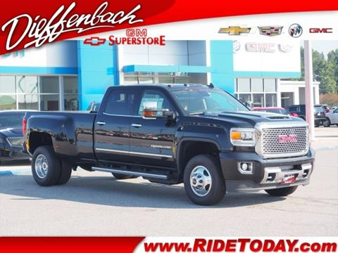 2017 GMC Sierra 3500HD for sale in Rockingham NC