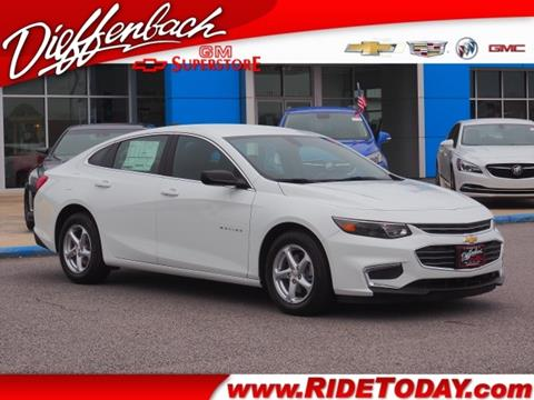 2017 Chevrolet Malibu for sale in Rockingham, NC