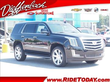 2017 Cadillac Escalade for sale in Rockingham, NC