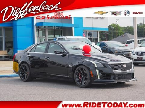 2017 Cadillac CTS-V for sale in Rockingham NC