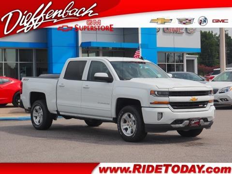 2017 Chevrolet Silverado 1500 for sale in Rockingham, NC