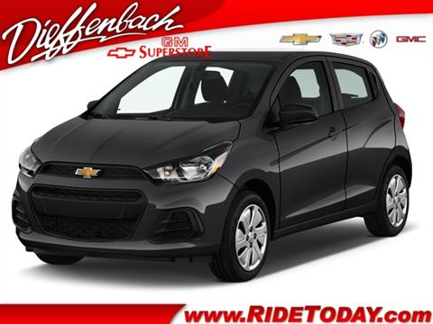 2017 Chevrolet Spark for sale in Rockingham NC