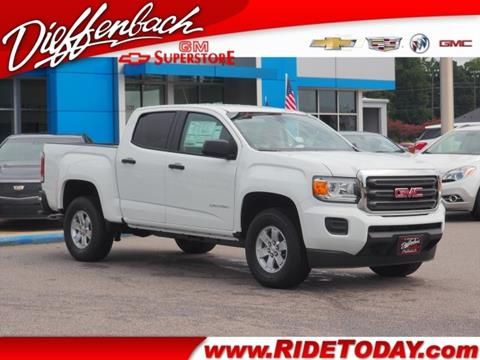 2017 GMC Canyon for sale in Rockingham, NC