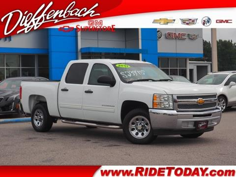 2013 Chevrolet Silverado 1500 for sale in Rockingham NC
