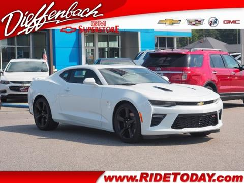 2018 Chevrolet Camaro for sale in Rockingham, NC