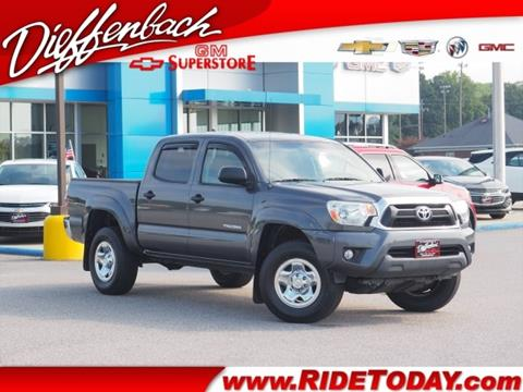 2015 Toyota Tacoma for sale in Rockingham NC
