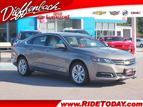 2018 Chevrolet Impala for sale in Rockingham NC