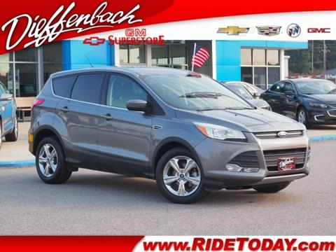 2014 Ford Escape for sale in Rockingham, NC