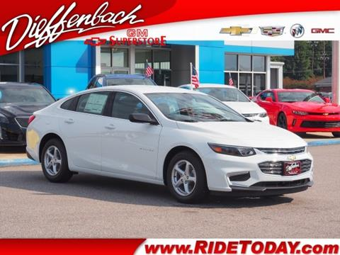 2018 Chevrolet Malibu for sale in Rockingham NC