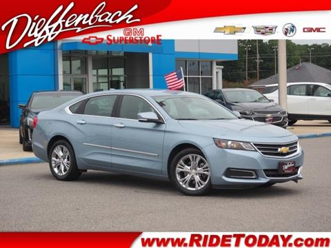 2015 Chevrolet Impala for sale in Rockingham NC
