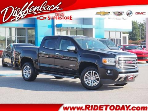 2015 GMC Canyon for sale in Rockingham NC