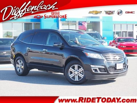 2016 Chevrolet Traverse for sale in Rockingham, NC