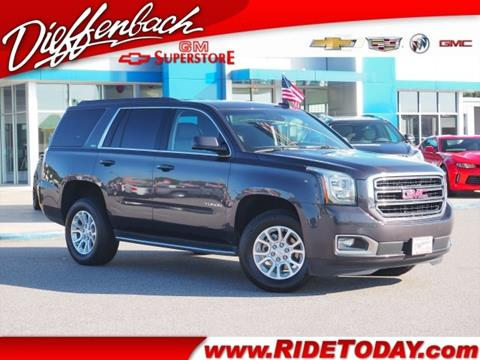 2017 GMC Yukon for sale in Rockingham NC