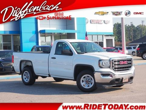 2016 GMC Sierra 1500 for sale in Rockingham NC