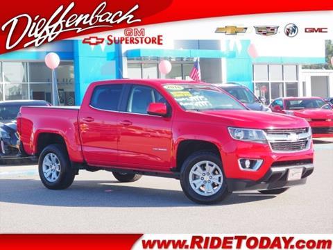 2016 Chevrolet Colorado for sale in Rockingham, NC