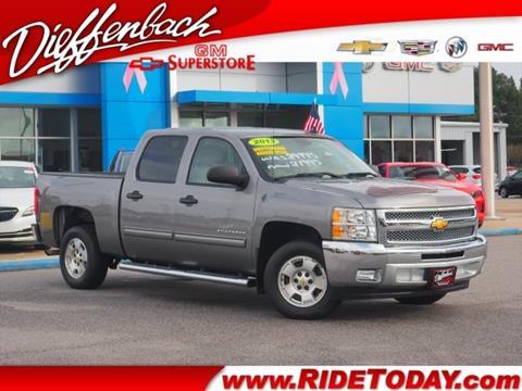 2013 Chevrolet Silverado 1500 for sale in Rockingham NC