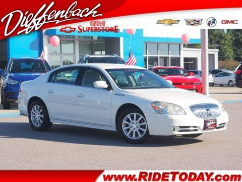 2011 Buick Lucerne for sale in Rockingham NC