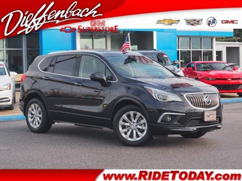 2017 Buick Envision for sale in Rockingham, NC