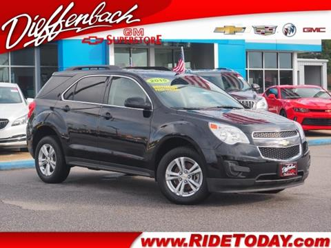 2015 Chevrolet Equinox for sale in Rockingham, NC