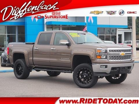 2015 Chevrolet Silverado 1500 for sale in Rockingham NC