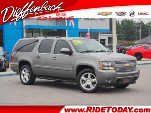 2007 Chevrolet Suburban for sale in Rockingham, NC