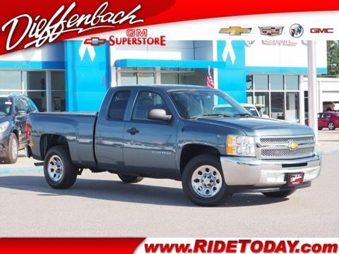 2012 Chevrolet Silverado 1500 for sale in Rockingham NC