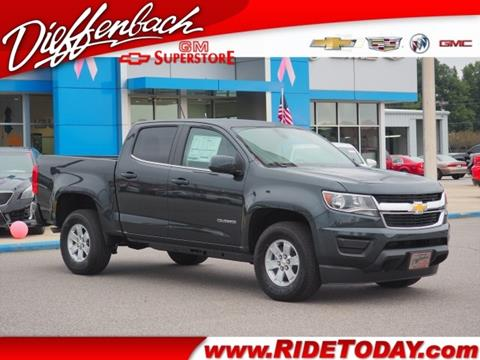 2018 Chevrolet Colorado for sale in Rockingham, NC