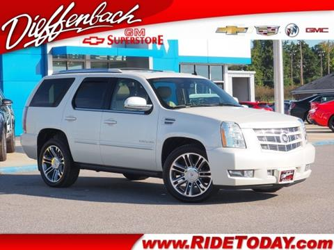 2013 Cadillac Escalade for sale in Rockingham NC