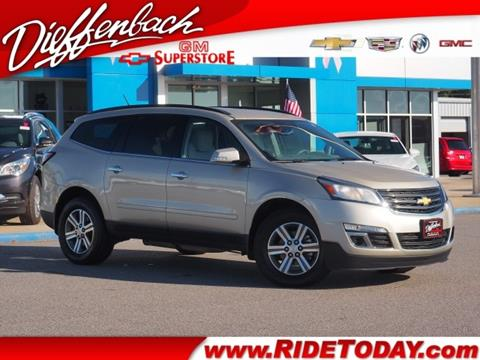 2015 Chevrolet Traverse for sale in Rockingham NC